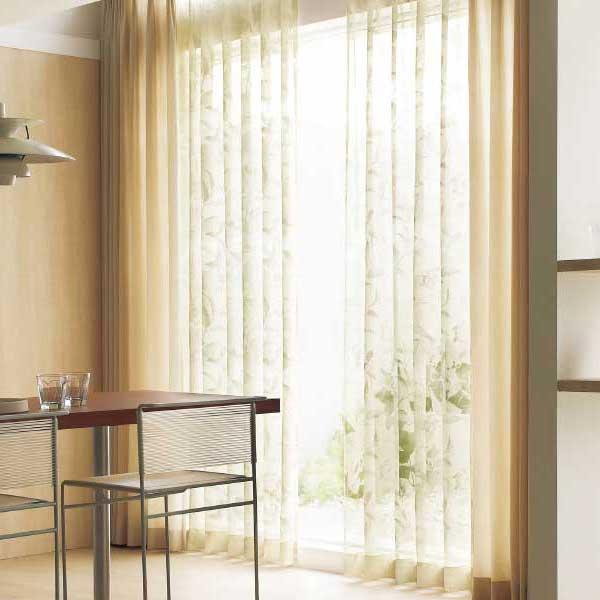 カーテン&シェード 価格 交渉 送料無料 川島セルコン オーダーカーテン !´m アイム design lace ME8433・8434 スタンダード縫製 約2倍ヒダ