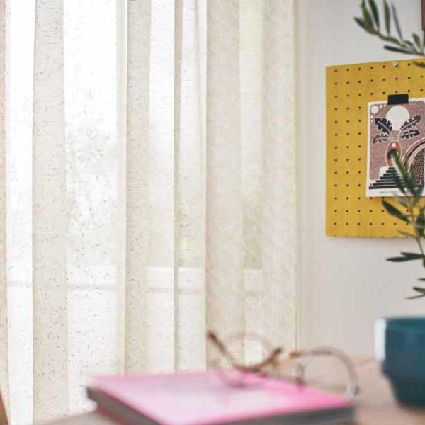 カーテン&シェード 価格 交渉 送料無料 川島セルコン オーダーカーテン !´m アイム design lace ME8444・8445 スタンダード縫製 約1.5倍ヒダ