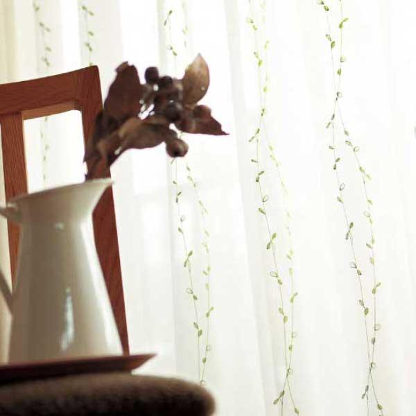 カーテン&シェード 価格 交渉 送料無料 川島セルコン オーダーカーテン !´m アイム design lace ME8447・8448 スタンダード縫製 約2倍ヒダ
