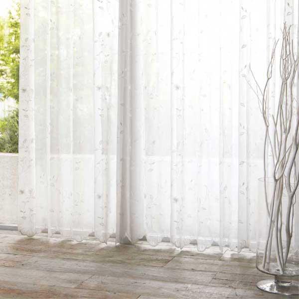 カーテン&シェード 価格 交渉 送料無料 川島セルコン オーダーカーテン !´m アイム design lace ME8454 スタンダード縫製 約2倍ヒダ