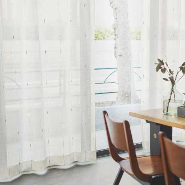 カーテン&シェード 価格 交渉 送料無料 川島セルコン オーダーカーテン !´m アイム design lace ME8479・8480 スタンダード縫製 約2倍ヒダ