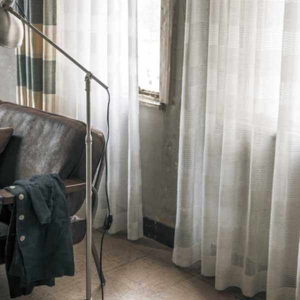 カーテン&シェード 価格 交渉 送料無料 川島セルコン オーダーカーテン !´m アイム design lace ME8494 スタンダード縫製 約1.5倍ヒダ
