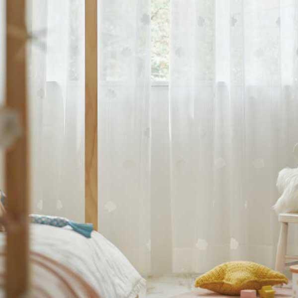 カーテン&シェード 価格 交渉 送料無料 川島セルコン オーダーカーテン !´m アイム function lace ME8532 スタンダード縫製 約2倍ヒダ