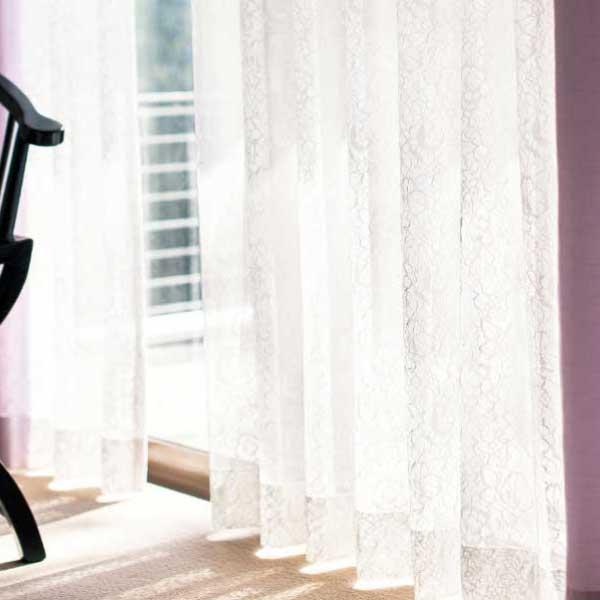 カーテン&シェード 価格 交渉 送料無料 川島セルコン オーダーカーテン !´m アイム function lace ME8545 スタンダード縫製 約1.5倍ヒダ