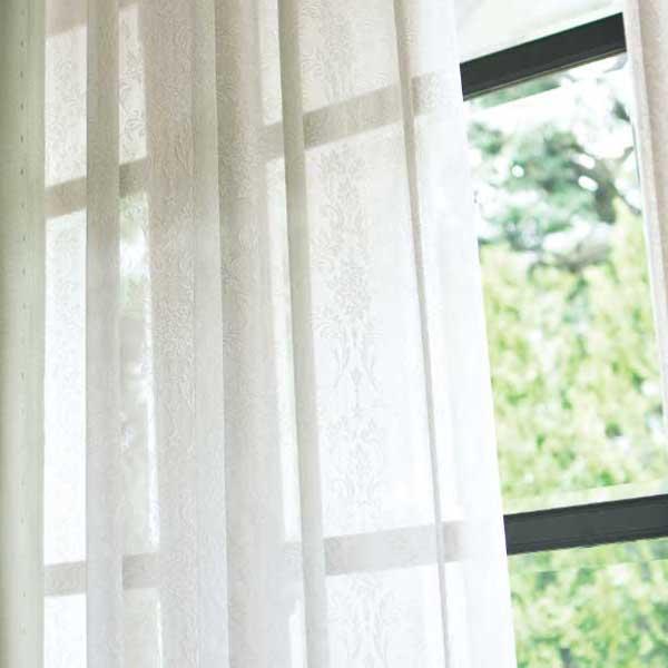 カーテン&シェード 価格 交渉 送料無料 川島セルコン オーダーカーテン !´m アイム function lace ME8548 スタンダード縫製 約1.5倍ヒダ