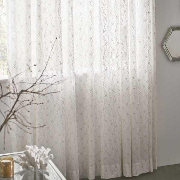 カーテン&シェード 価格 交渉 送料無料 川島セルコン オーダーカーテン !´m アイム function lace ME8549・8550 スタンダード縫製 約1.5倍ヒダ