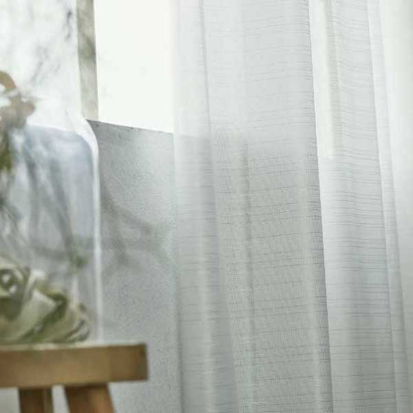 カーテン&シェード 価格 交渉 送料無料 川島セルコン オーダーカーテン !´m アイム function lace ME8565 スタンダード縫製 約2倍ヒダ