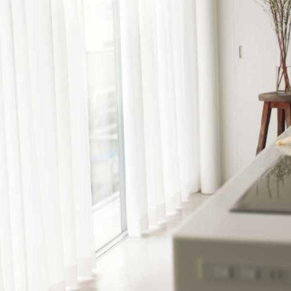 カーテン&シェード 価格 交渉 送料無料 川島セルコン オーダーカーテン !´m アイム function lace ME8584 スタンダード縫製 約1.5倍ヒダ