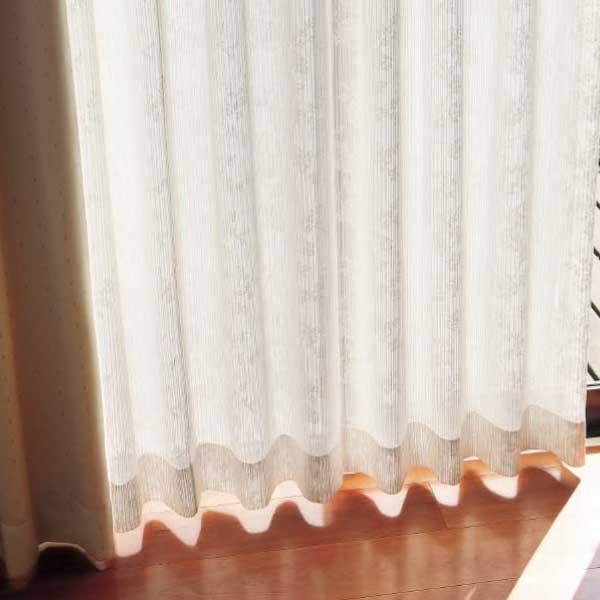 カーテン&シェード 価格 交渉 送料無料 川島セルコン オーダーカーテン !´m アイム function lace ME8599 スタンダード縫製 約2倍ヒダ