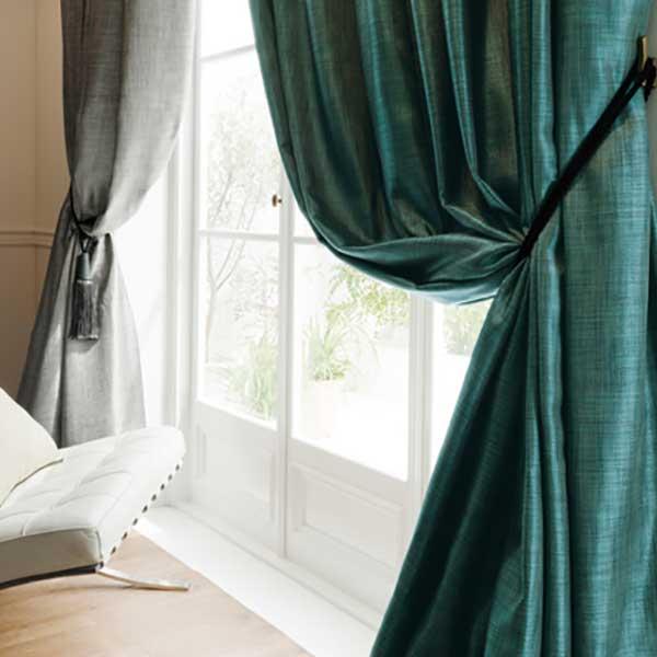 カーテン シェード 川島織物セルコン MATERIAL FT6136~6139 ソフトウェーブ縫製 約2倍ヒダ