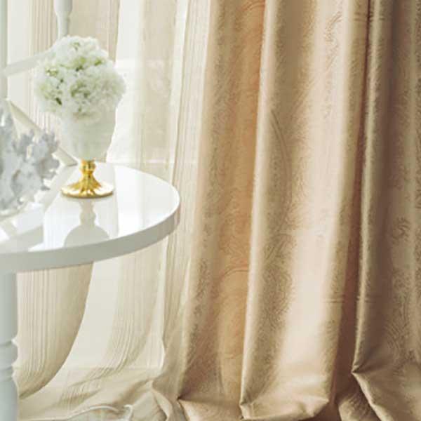 カーテン シェード 川島織物セルコン MATERIAL FT6145~6146 ソフトウェーブ縫製 約2倍ヒダ