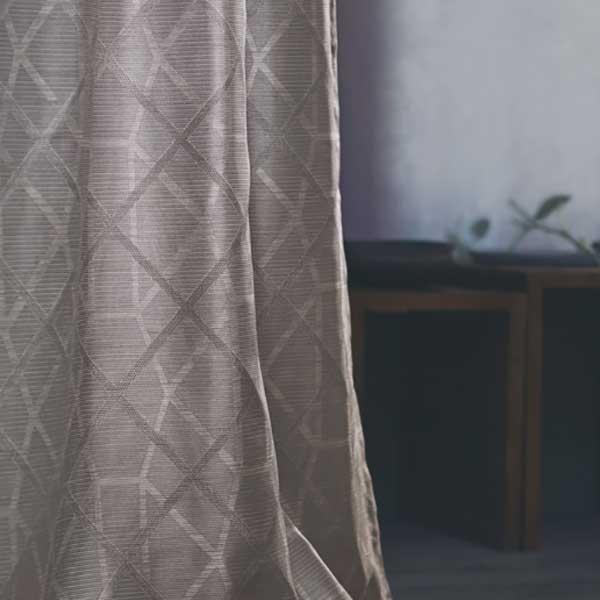 カーテン シェード 川島織物セルコン 陰翳礼賛 FT6152~6153 ソフトウェーブ縫製 約2倍ヒダ