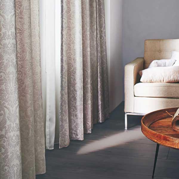 カーテン シェード 川島織物セルコン DRAPERY FT6160~6162 ソフトウェーブ縫製 約1.5倍ヒダ