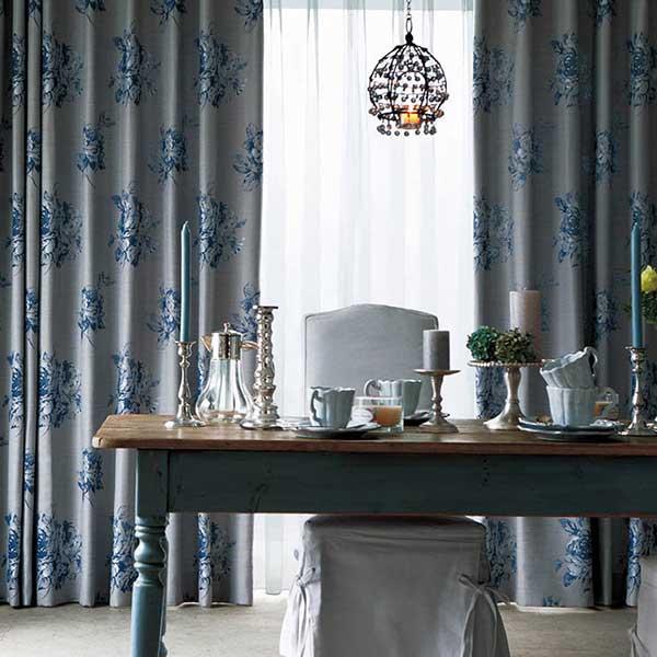 カーテン シェード 川島織物セルコン DRAPERY FT6165~6167 ファインウェーブ縫製 約2倍ヒダ