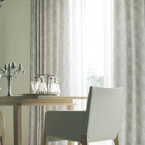 カーテン シェード 川島織物セルコン DRAPERY FT6168~6170 ソフトウェーブ縫製 約1.5倍ヒダ