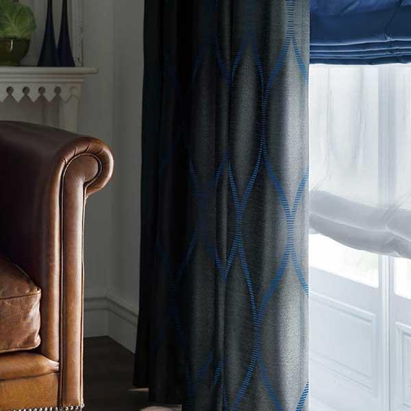 カーテン シェード 川島織物セルコン DRAPERY FT6187~6189 ソフトウェーブ縫製 約2倍ヒダ