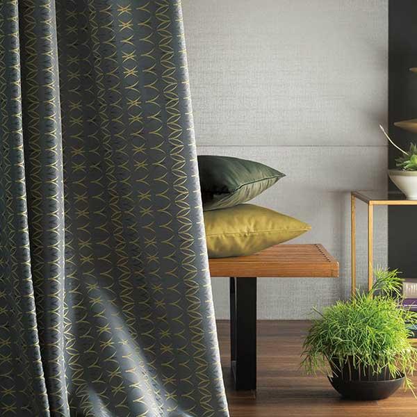 カーテン シェード 川島織物セルコン DRAPERY FT6200~6201 ソフトウェーブ縫製 約1.5倍ヒダ