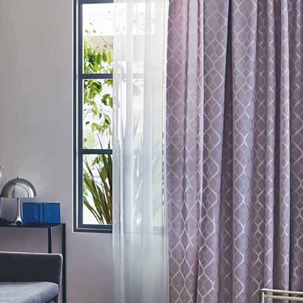 カーテン シェード 川島織物セルコン DRAPERY FT6227~6230 ソフトウェーブ縫製 約2倍ヒダ