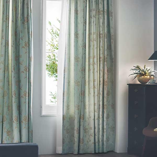 カーテン シェード 川島織物セルコン DRAPERY FT6250~6251 ソフトウェーブ縫製 約1.5倍ヒダ