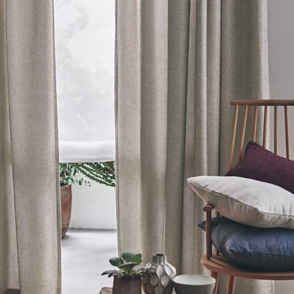 カーテン シェード 川島織物セルコン ROOM FOR TWO FT6265~6269 ソフトウェーブ縫製 約2倍ヒダ