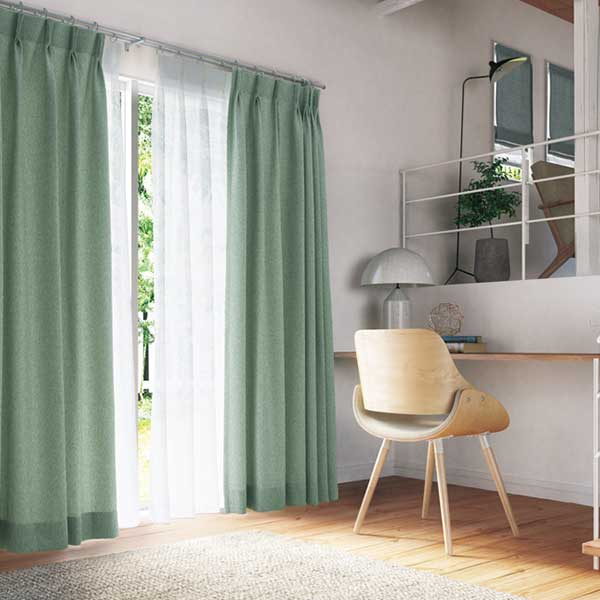 カーテン シェード 川島織物セルコン ROOM FOR TWO FT6301~6305 ソフトウェーブ縫製 約2倍ヒダ
