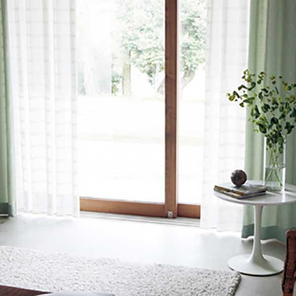 良質  カーテン シェード 川島織物セルコン ROOM FOR TWO FT6308~6310 ソフトウェーブ縫製 約2倍ヒダ, 近鉄百貨店 5e675127