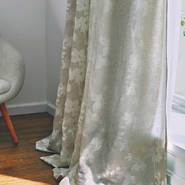 カーテン シェード 川島織物セルコン ROOM FOR TWO FT6311~6312 ソフトウェーブ縫製 約2倍ヒダ