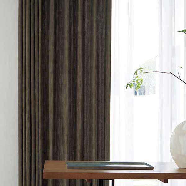 カーテン シェード 川島織物セルコン ROOM FOR TWO FT6316~6319 ソフトウェーブ縫製 約2倍ヒダ