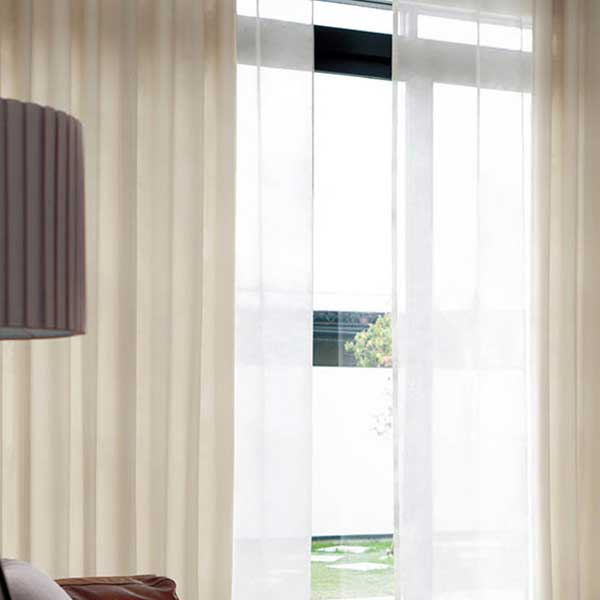 カーテン シェード 川島織物セルコン PLAIN FT6460~6465 ソフトウェーブ縫製 約2倍ヒダ