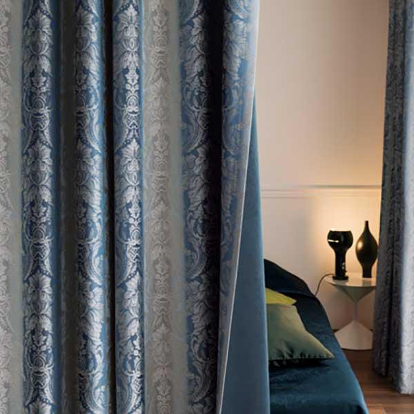 カーテン シェード 川島織物セルコン 遮光 FT6477~6479 ソフトウェーブ縫製 約1.5倍ヒダ