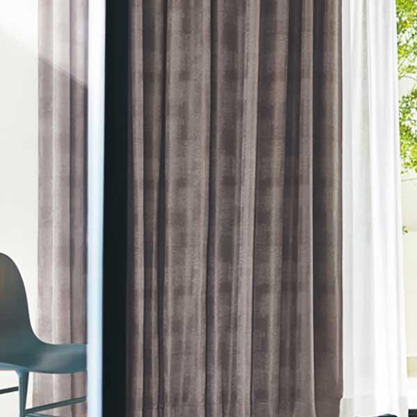 カーテン シェード 川島織物セルコン 遮光 FT6509~6511 ソフトウェーブ縫製 約2倍ヒダ