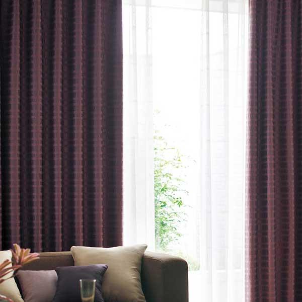 カーテン シェード 川島織物セルコン 遮光 FT6512~6514 ソフトウェーブ縫製 約1.5倍ヒダ