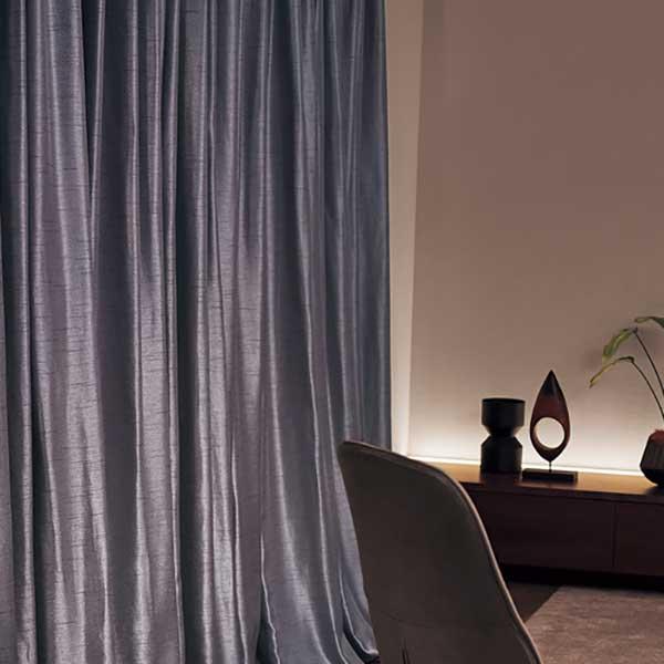 カーテン シェード 川島織物セルコン 遮光 FT6522~6532 ソフトウェーブ縫製 約1.5倍ヒダ