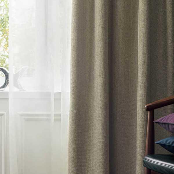 カーテン シェード 川島織物セルコン 遮光 FT6543~6546 ソフトウェーブ縫製 約1.5倍ヒダ