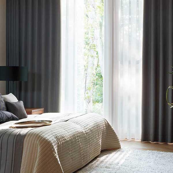カーテン シェード 川島織物セルコン 遮光 FT6570~6575 ソフトウェーブ縫製 約1.5倍ヒダ