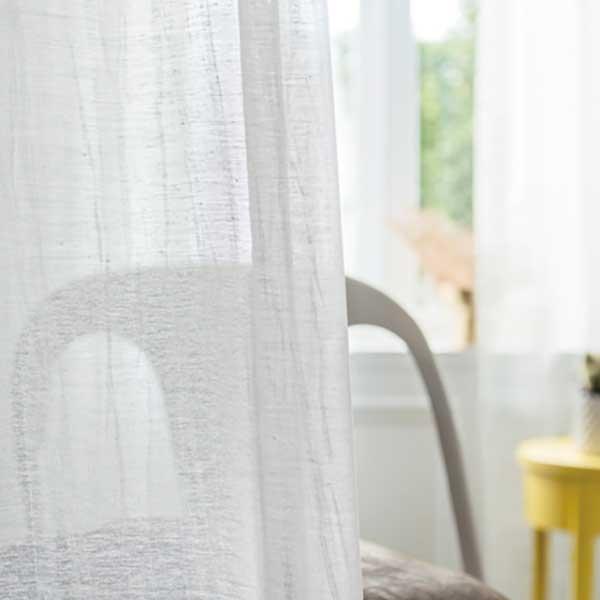 カーテン シェード 川島織物セルコン TRANSPARENCE FT6601 スタンダード縫製 約2倍ヒダ