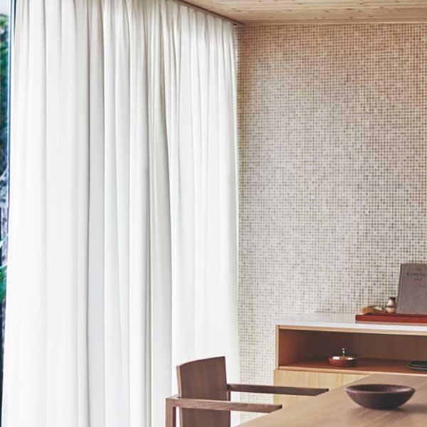 カーテン シェード 川島織物セルコン TRANSPARENCE FT6621 スタンダード縫製 約1.5倍ヒダ