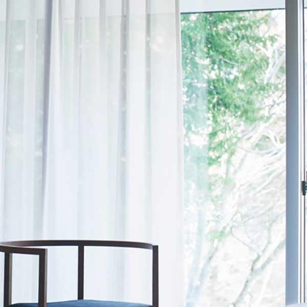 カーテン シェード 川島織物セルコン TRANSPARENCE FT6637 スタンダード縫製 約2倍ヒダ