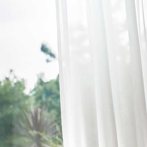 カーテン シェード 川島織物セルコン TRANSPARENCE FT6638 スタンダード縫製 約1.5倍ヒダ ヨコ使い ウエイトテープ付