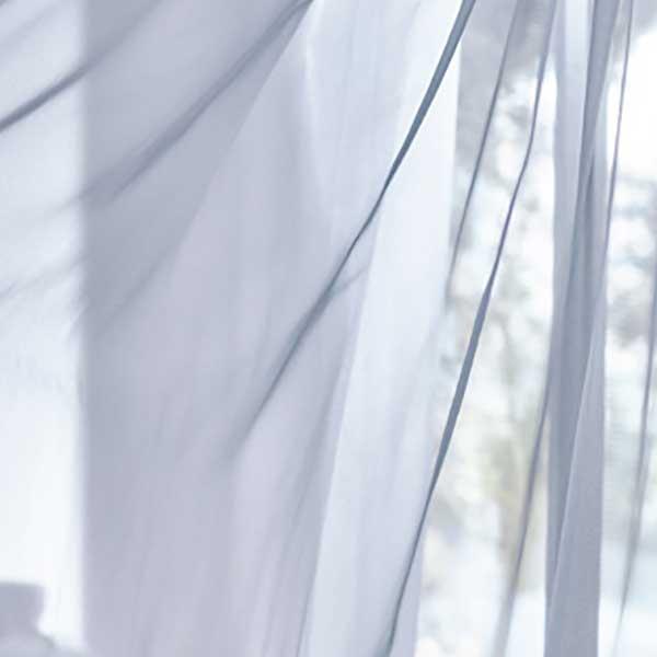 カーテン シェード 川島織物セルコン TRANSPARENCE FT6641~6643 スタンダード縫製 約2倍ヒダ ヨコ使い ウエイトテープ付