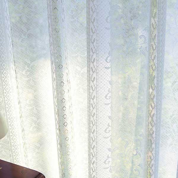 カーテン シェード 川島織物セルコン TRANSPARENCE FT6672 スタンダード縫製 約1.5倍ヒダ ヨコ使い ウエイトテープ付