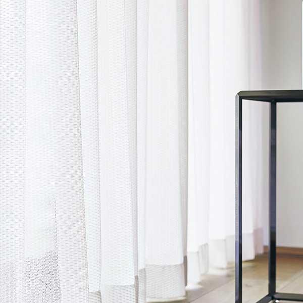 カーテン シェード 川島織物セルコン TRANSPARENCE FT6673 スタンダード縫製 約1.5倍ヒダ