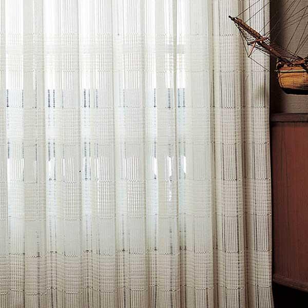 カーテン シェード 川島織物セルコン TRANSPARENCE FT6674 スタンダード縫製 約2倍ヒダ