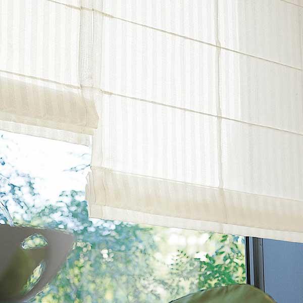 カーテン シェード 川島織物セルコン TRANSPARENCE FT6676 スタンダード縫製 約2倍ヒダ