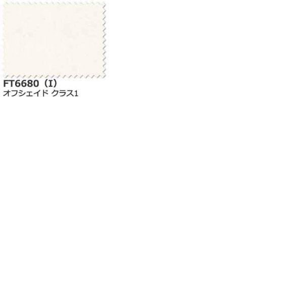 カーテン シェード 川島織物セルコン TRANSPARENCE FT6680 スタンダード縫製 約1.5倍ヒダ