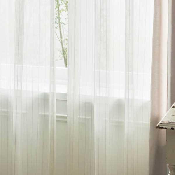 カーテン シェード 川島織物セルコン TRANSPARENCE FT6684 スタンダード縫製 約2倍ヒダ ヨコ使い ウエイトテープ付