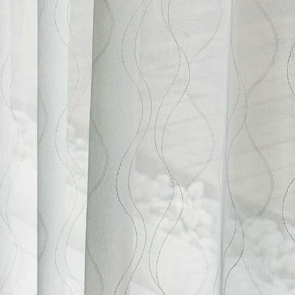 トレンドの木質空間にフォーカスし 期間限定の激安セール より個性的でクリエイティブ な素材を提案します カーテン シェード 川島織物セルコン LACE MIRROR 約2倍ヒダ 販売 FT6708 スタンダード縫製
