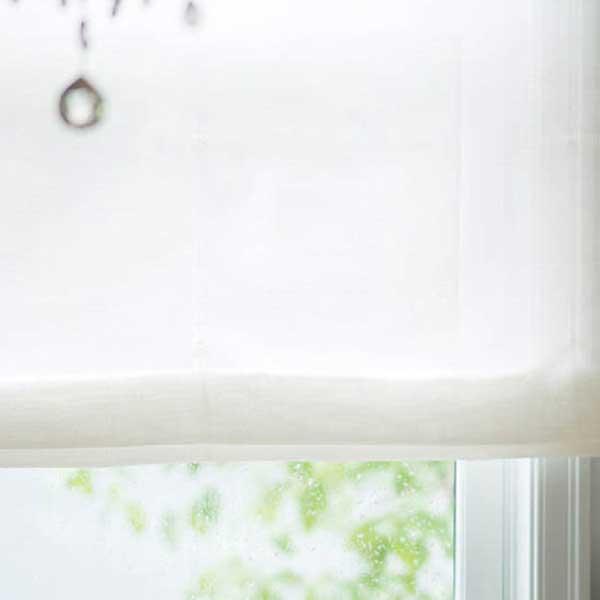 カーテン シェード 川島織物セルコン MIRROR LACE FT6711 スタンダード縫製 約2倍ヒダ