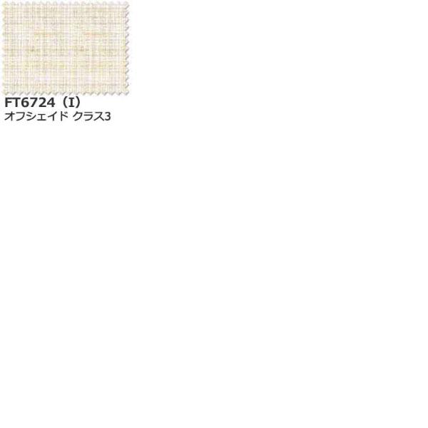 カーテン シェード 川島織物セルコン MIRROR LACE FT6724 スタンダード縫製 約2倍ヒダ
