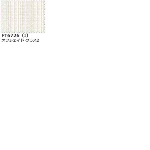 カーテン シェード 川島織物セルコン MIRROR LACE FT6726 スタンダード縫製 約1.5倍ヒダ